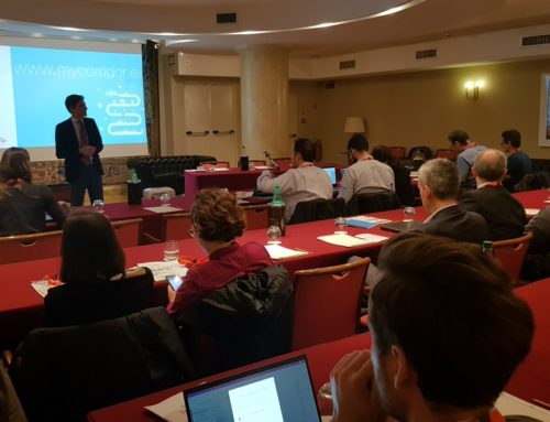 Second MyCorridor workshop in Rome: MaaS for transport service providers