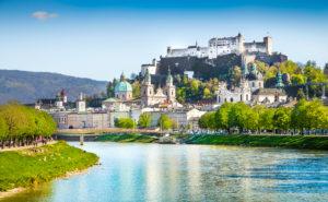 Salzburg, Summer, Pilot, Mycorridor